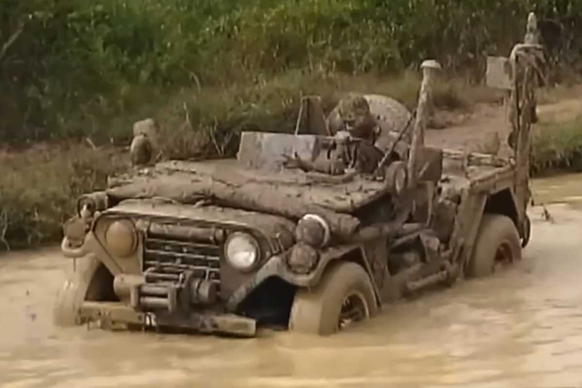 Military Vehicle, Extreme Off Roaders