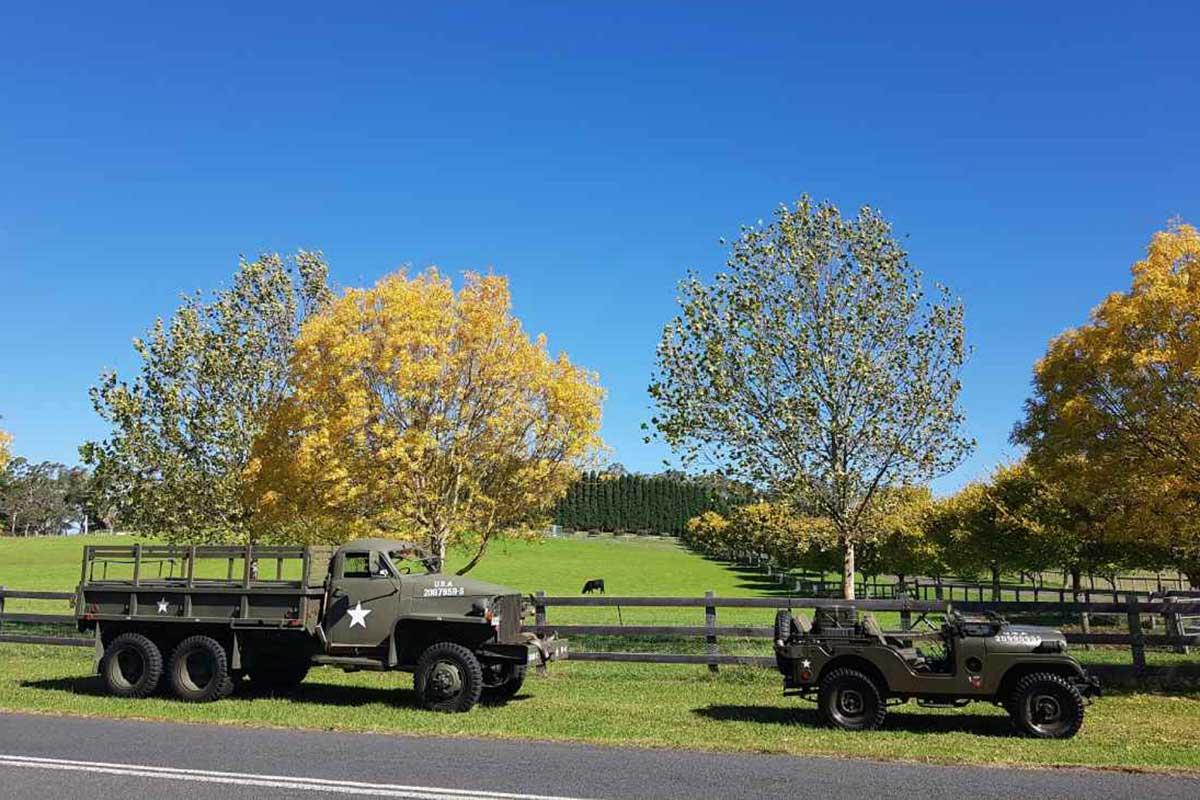 Military Vehicle photo gallery